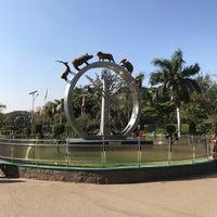 Photo taken at Nehru Zoological Park by Irina P. on 1/21/2017