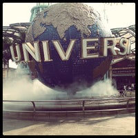 Photo taken at Universal Studios Singapore by Ren R. on 5/15/2013