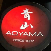 Photo taken at Aoyama by Luis C. on 1/7/2013
