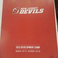 Photo taken at Barnabas Health Hockey House by David N. on 7/18/2015