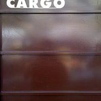 Foto scattata a Cargo da Daniele M. il 10/11/2012
