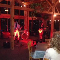 Photo taken at Old Oyster Factory by Fran on 12/6/2012