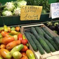 Photo taken at Mercato Coperto Comunale by Giulia N. on 9/11/2013