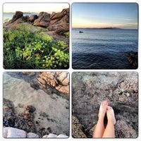 Photo taken at Hotel Pitrizza, Costa Smeralda by Giulia N. on 9/21/2013