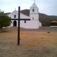 Photo taken at Iglesia Inmaculada Concepción Piritu by Fredrinksson G. on 3/16/2013