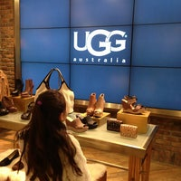 Photo taken at UGG Australia by Nerissa H. on 3/2/2013