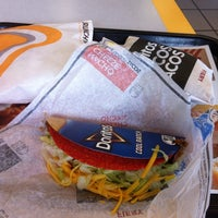 Photo taken at Taco Bell by Ryan F. on 8/31/2013