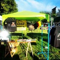 Photo taken at Parco della Resistenza by Massa N. on 7/31/2014