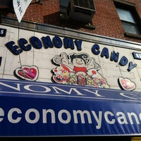 Photo taken at Economy Candy by Victor L. on 2/22/2013