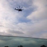 Photo taken at Marine Corps Air Station Miramar by Kathleen C. on 10/23/2013