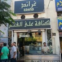 Photo taken at Grand Kunafa by Abdelrahman E. on 7/6/2013