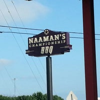Photo taken at NAAMAN'S BBQ by Danny W. on 7/24/2014