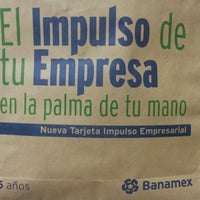 Photo taken at Banamex by Toño S. on 11/21/2012