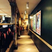 Photo taken at Starbucks by Nutsa N. on 1/2/2015