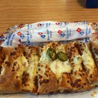 Photo taken at Domino's Pizza | დომინოს პიცა by Nutsa N. on 11/8/2015