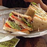 Photo taken at M Café by DiViNCi o. on 12/6/2012