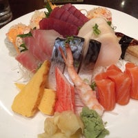 Photo taken at Yummy Sushi by DiViNCi o. on 12/31/2013