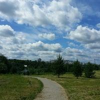 Foto tirada no(a) Ландшафтный парк «Митино» por Олюшка П. em 6/12/2013