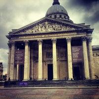 Photo taken at Panthéon by Anton S. on 5/10/2013