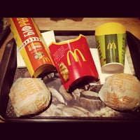 Photo taken at McDonald's by Anton S. on 10/20/2012
