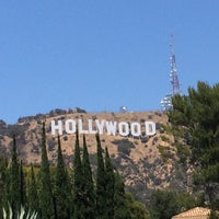 Photo taken at Hollywood Sign View by Ivaylo I. on 6/29/2014