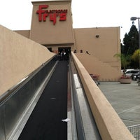 Photo taken at Fry's Electronics by Craig L. on 11/17/2012