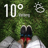 Photo taken at Varberg by Martin B. on 5/23/2013