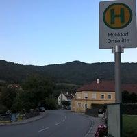 Photo taken at Mühldorf by Katka A. on 8/18/2017