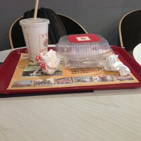 Photo taken at Burger King (汉堡王) by Victor K. on 1/3/2013