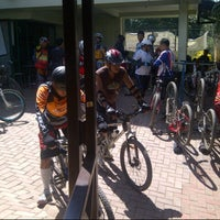Photo taken at E-YOCI MTB Rest Area by Ronnie A. on 8/24/2013