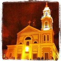 Photo taken at Igreja São Frei Pedro Gonçalves by Paulo L. on 10/14/2012