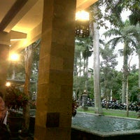 Photo taken at Perpustakaan Pusat UB by Aisha Nur D. on 4/13/2013
