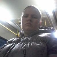 Photo taken at Автобус №626 by Анюта on 4/14/2014