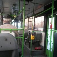 Photo taken at Автобус №626 by Анюта on 4/18/2014