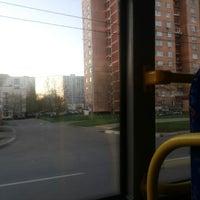 Photo taken at Автобус №626 by Анюта on 4/24/2014