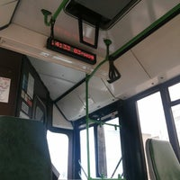 Photo taken at Автобус №626 by Анюта on 11/3/2013