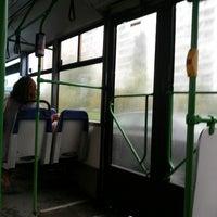 Photo taken at Автобус №626 by Анюта on 8/24/2013
