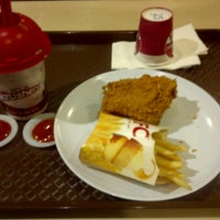 Photo taken at KFC by haris m. on 9/23/2012