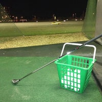 Photo taken at Topgolf Chigwell by Cat P. on 4/15/2013