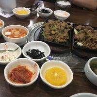Photo taken at Hyang-to-gol Korean Restaurant by Anthony L. on 5/5/2017
