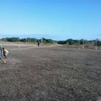 Photo taken at Campo da Lagoa by Jerffeson F. on 7/17/2013