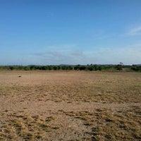 Photo taken at Campo da Lagoa by Jerffeson F. on 6/27/2013
