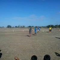 Photo taken at Campo da Lagoa by Jerffeson F. on 8/12/2013