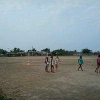 Photo taken at Campo da Lagoa by Jerffeson F. on 8/27/2013