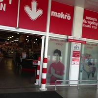 Photo taken at Makro Cash and Carry by Евгения Г. on 5/30/2013