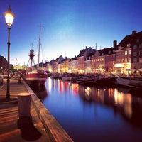 Photo taken at Canal Tours Copenhagen by Karim E. on 5/17/2013