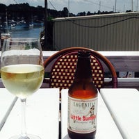 Photo taken at Bar Harbor Grill by Melissa W. on 7/17/2014