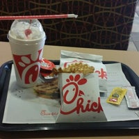 Photo taken at Chick-fil-A by Brian C on 7/1/2014