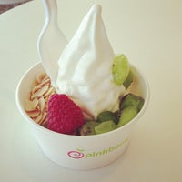 Photo taken at Pinkberry by Daniel on 12/12/2012