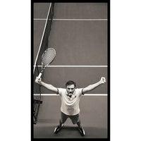 Photo taken at Kronprinsens Tennishall & Tenniscenter by Truls B. on 3/18/2015